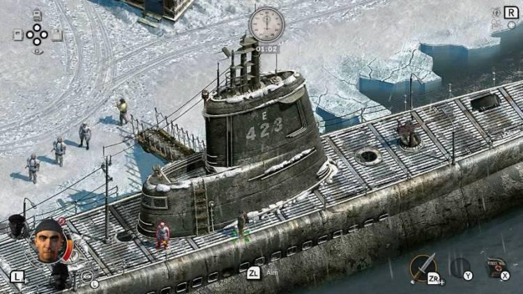 Commandos 2, HD Remastered in arrivo su Switch - IlVideogioco.com