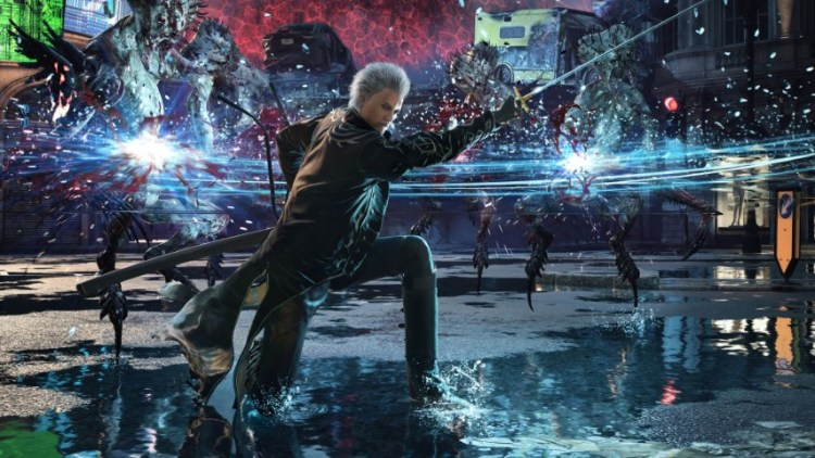 Devil May Cry 5 Special Edition, recensione PlayStation 5 - IlVideogioco.com
