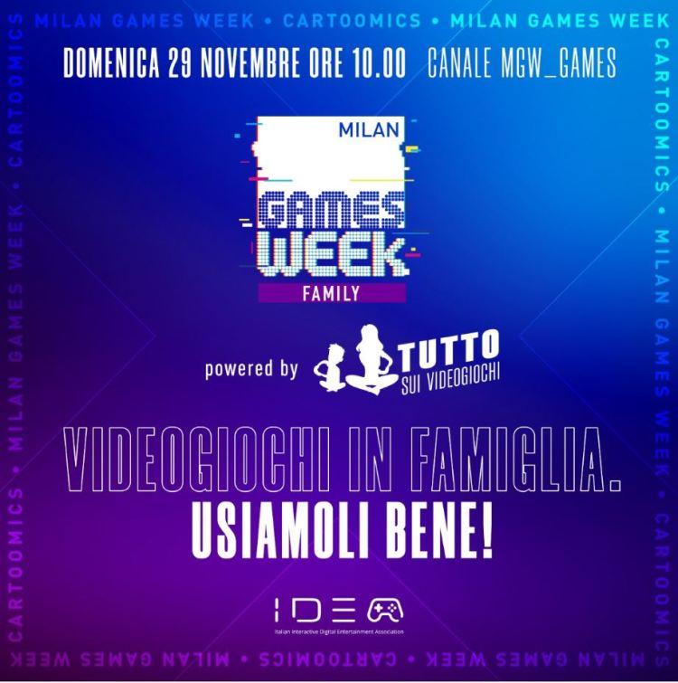 Milan Games Week 2020