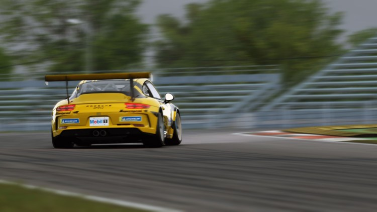 Porsche Esports Carrera Cup Italia 2020