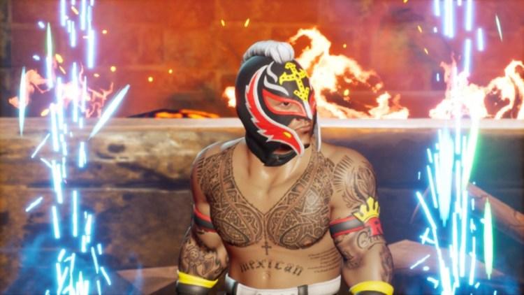 WWE 2K Battlegrounds, Recensione PC - IlVideogioco.com