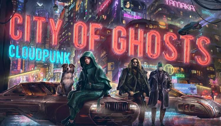 Cloudpunk, annunciato il dlc City of Ghosts - IlVideogioco.com