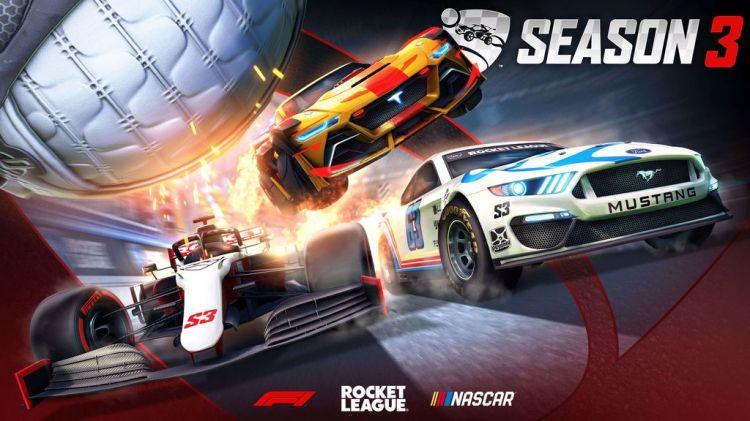 Rocket League, di corsa tra NASCAR e Formula 1 - IlVideogioco.com