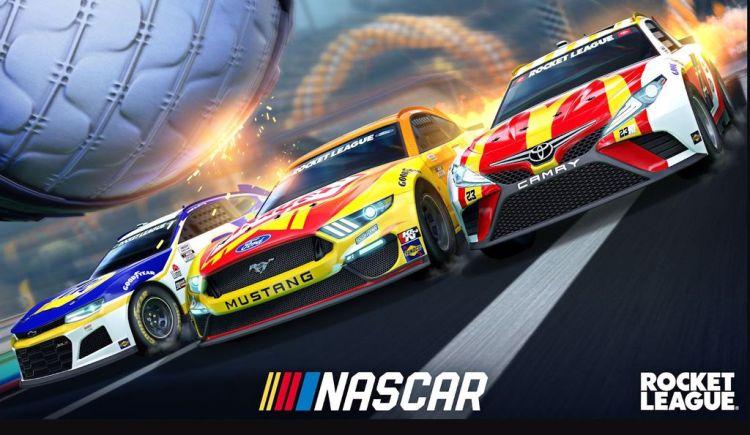 Rocket League, annunciato il NASCAR 2021 Fan Pack - IlVideogioco.com