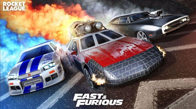 Rocket League, stanno per ritornare le auto di Fast & Furious