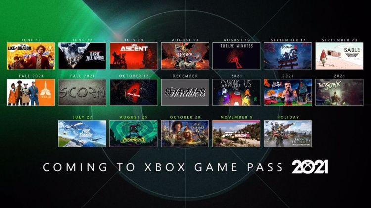 Xbox & Bethesda Games Showcase, ecco la line-up completa