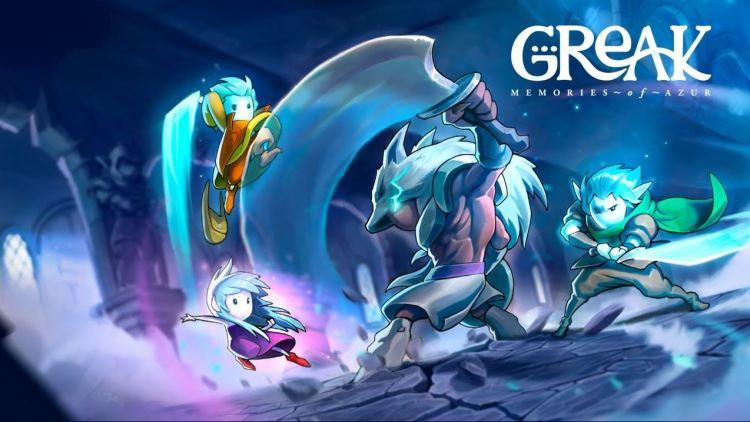 Greak: Memories of Azur, disponibile una demo su Switch