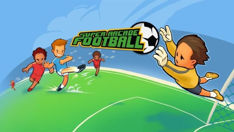Super Arcade Football, calcio di inizio su Steam - IlVideogioco.com