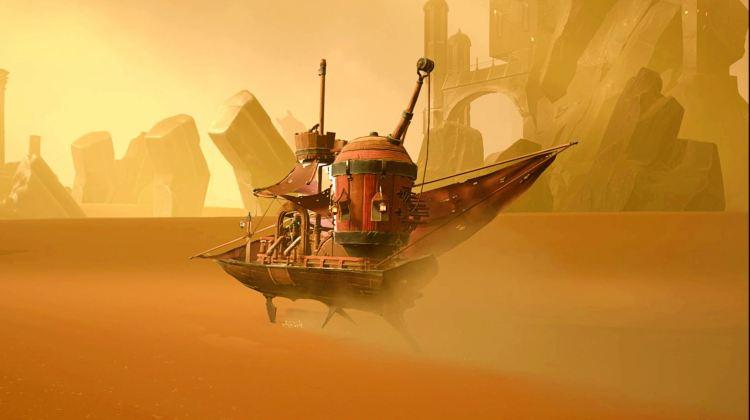 Sands of Aura, si avvicina il debutto in accesso anticipato - IlVideogioco.com
