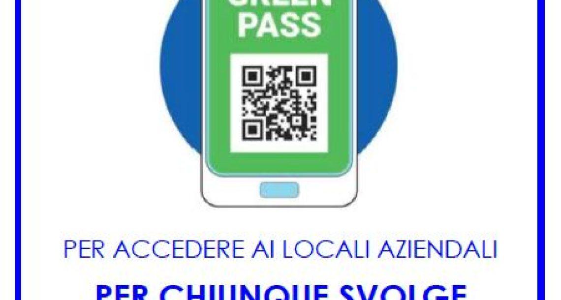 Green pass, informazioni utili sulla procedura operativa