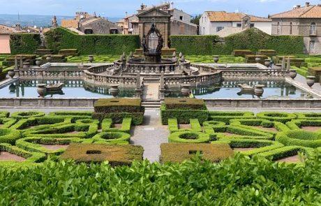La Sovrintendenza investe 250 mila euro per il parco di Villa Lante