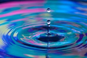 meditazione grotta di sale: acqua
