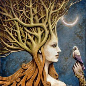 percorso sciamanico