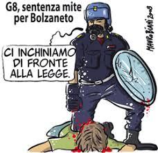 Tutti con i  Poliziotti….prendiamocela con la gente stanca di questo Stato Malato