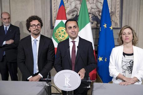Governo, Di Maio: 'Conte premier di governo politico'