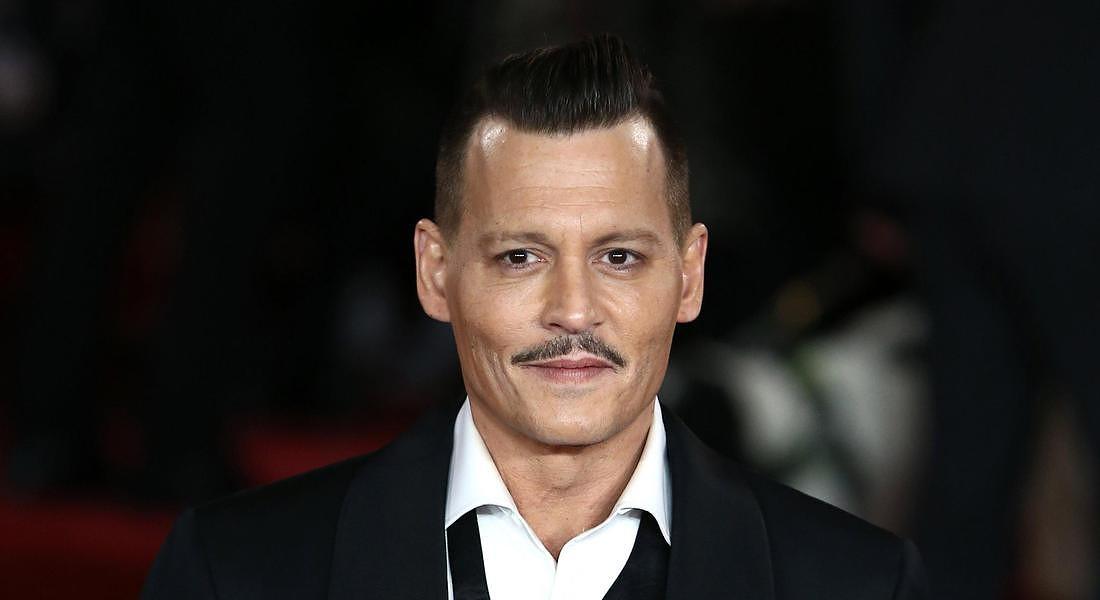 Johnny Depp sta male?la foto che gira in web…