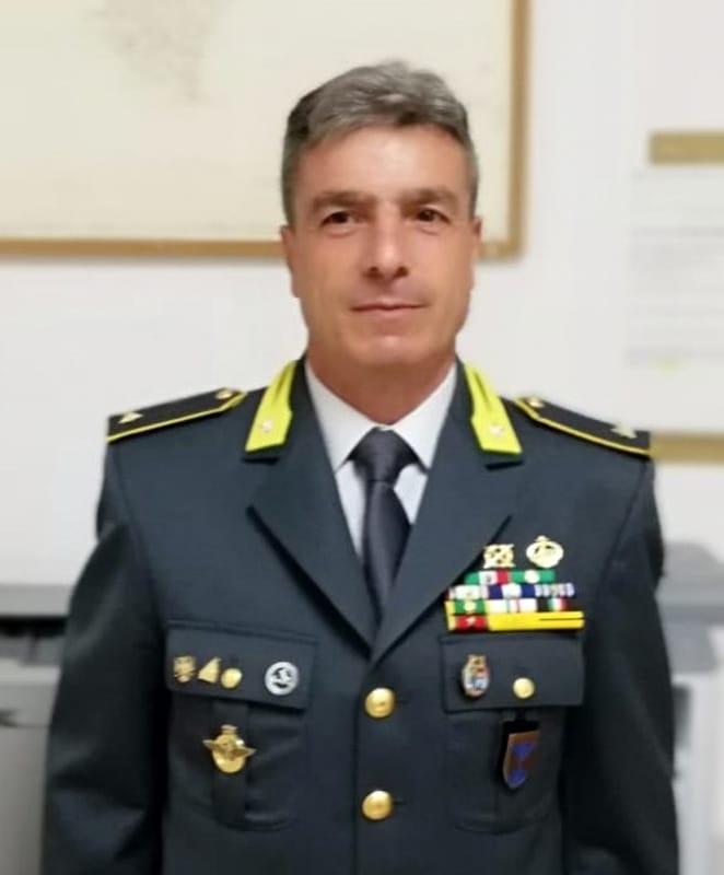 Finanza, un nuovo comandante per la Sezione operativa navale di Otranto