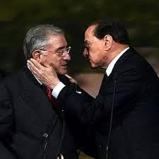 Quando Berlusconi parla con Dell'Utri di una bomba e ridono (intercettazione ascoltate)