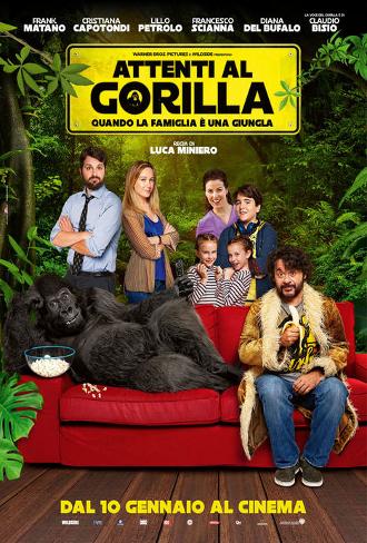 Film: Attenti al Gorilla (streaming gratis 2019)