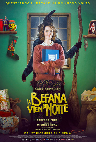 Film: La Befana vien di notte (streaming gratis)