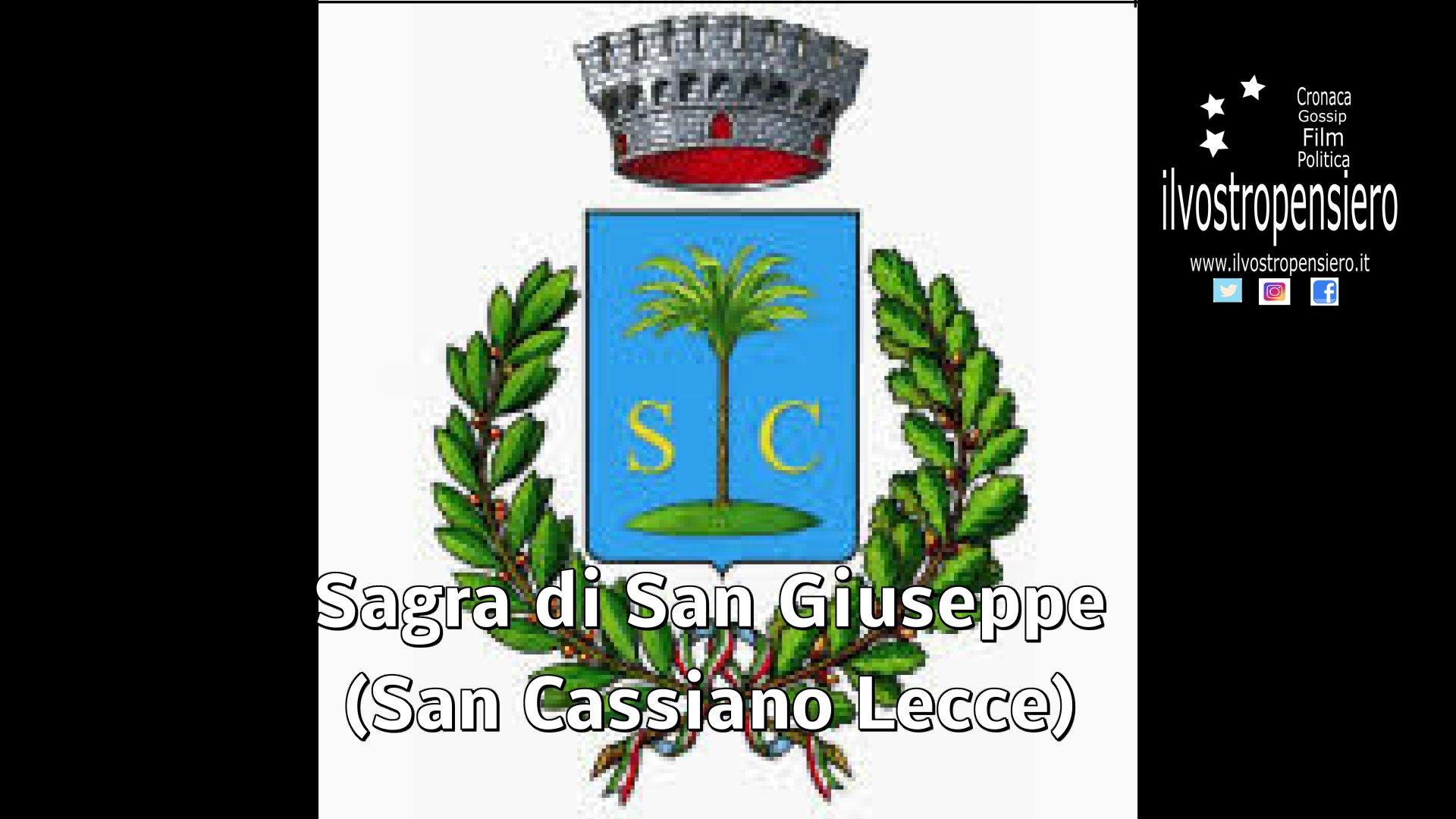 #SagraSanGiuseppe Concertone - Gianfranco FraKatame (San Cassiano Lecce) (Guarda il video)