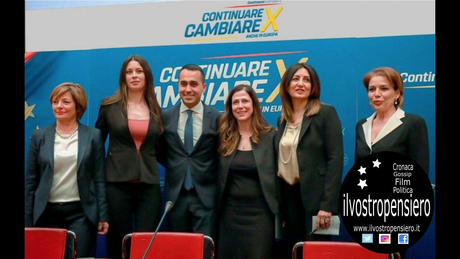 Movimento 5 stelle: i 10 punti del europrogramma