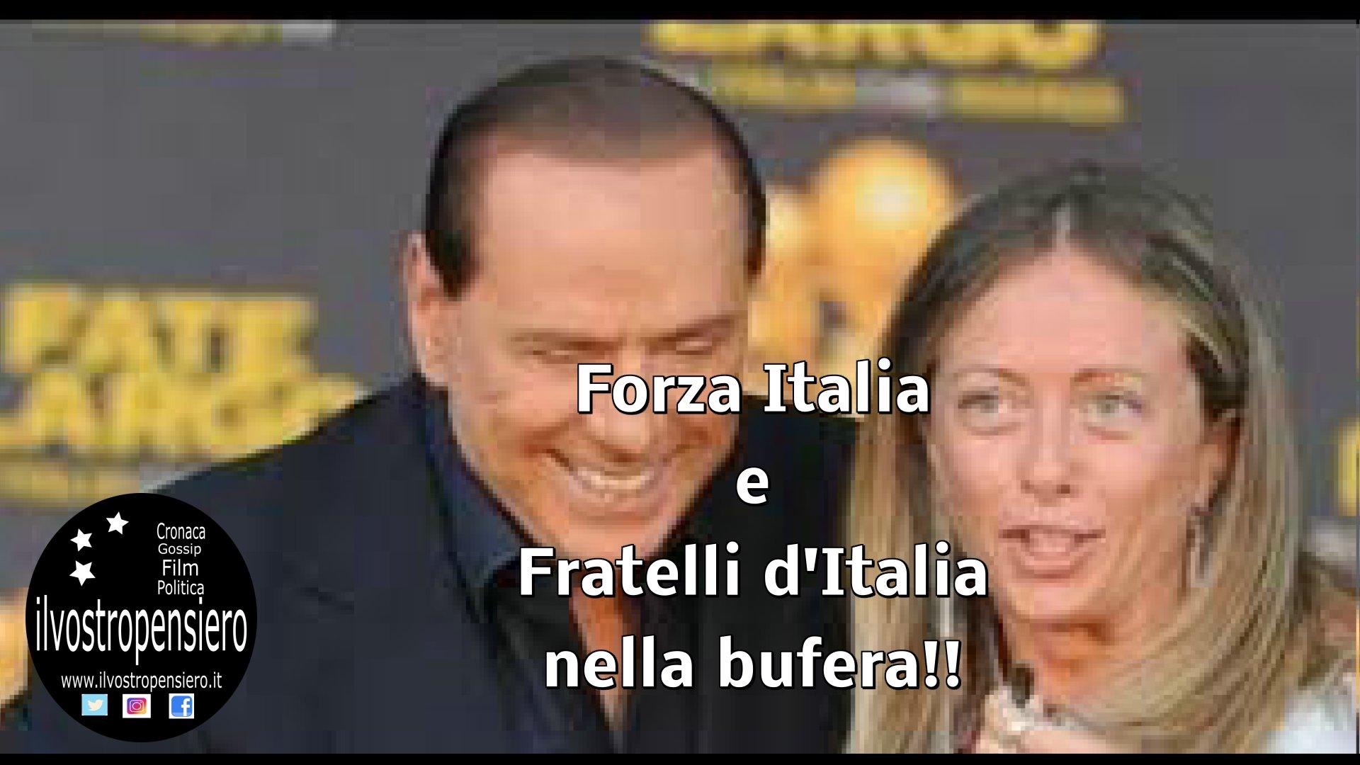 Esponente di Forza Italia non si presenta in puntata perche' viene arrestato (guarda il video)