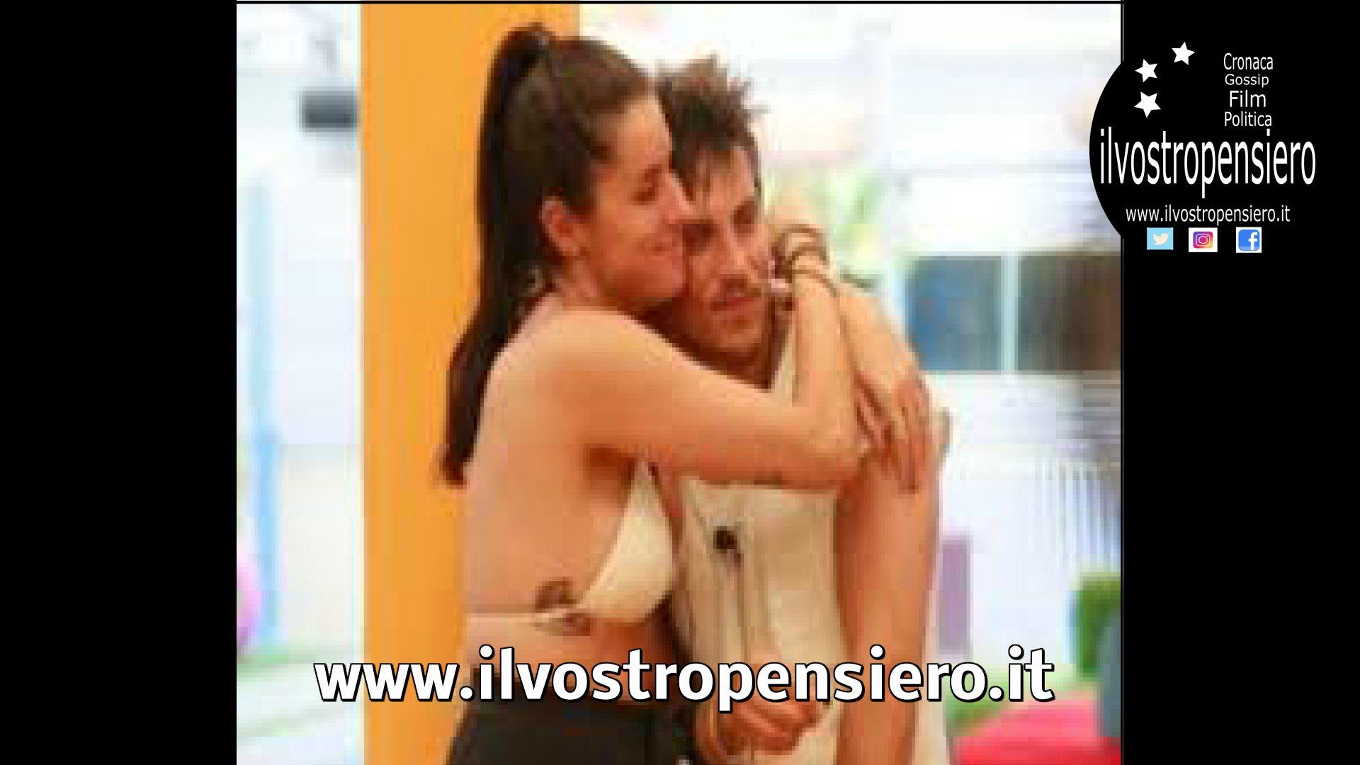 Grande fratello 16: Giochi pericolosi… tra Valentina e Daniele, guarda il video
