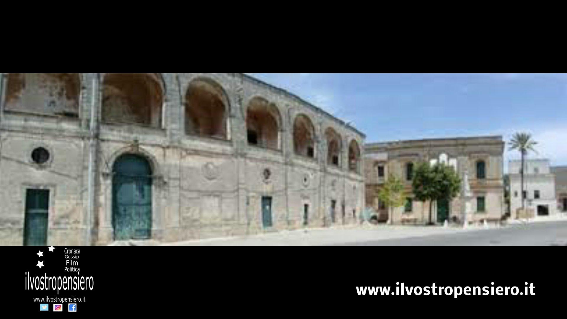 Castiglione d'Otranto scoperto il motivo dell'assenza dell'acqua