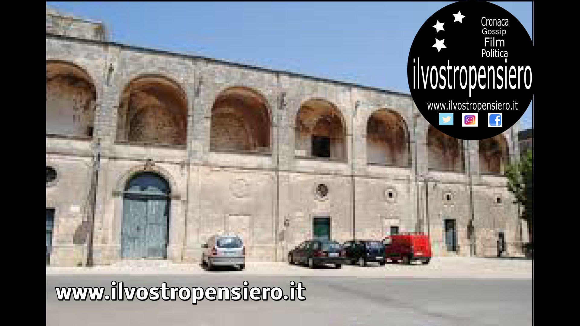 Castiglione d'Otranto: Caso Palazzo Bacile,arrivata una svolta