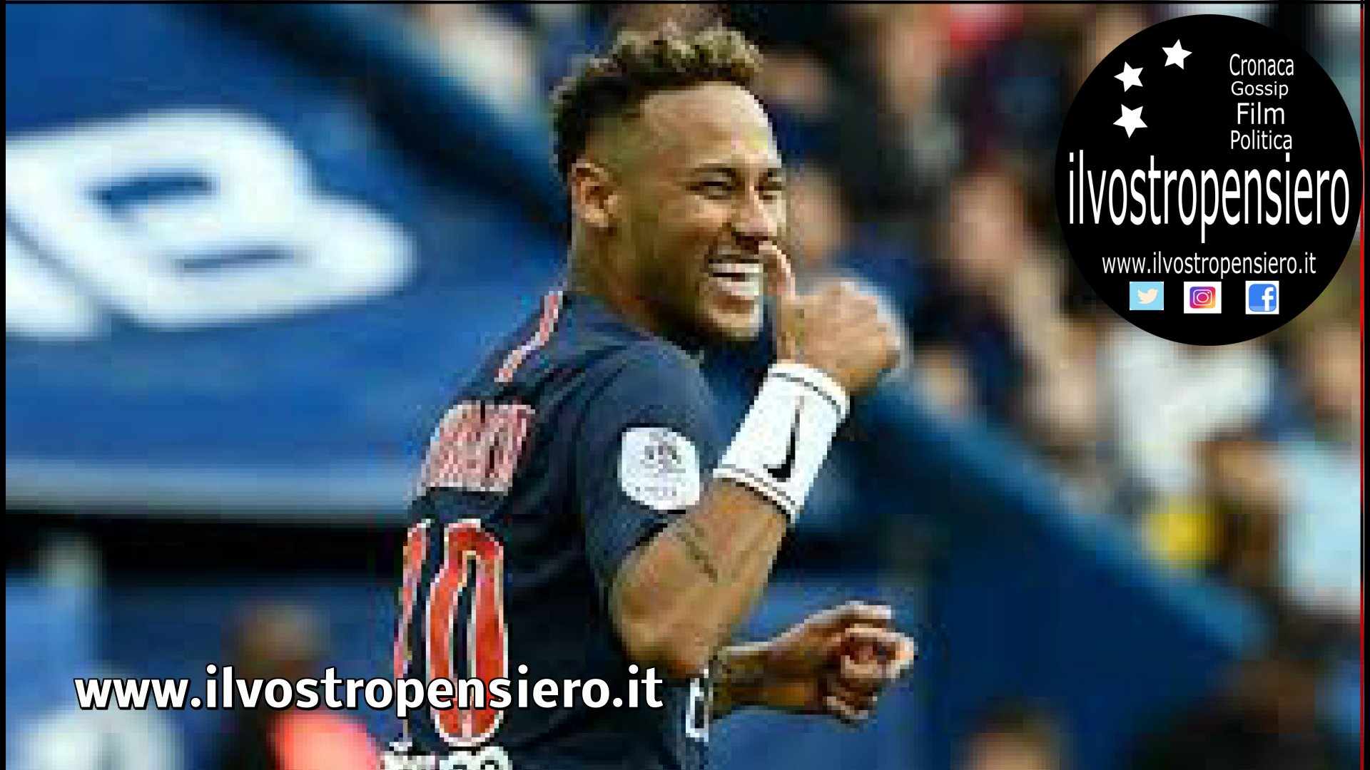 Calciomercato: Neymar accantona la juventus per andare a....