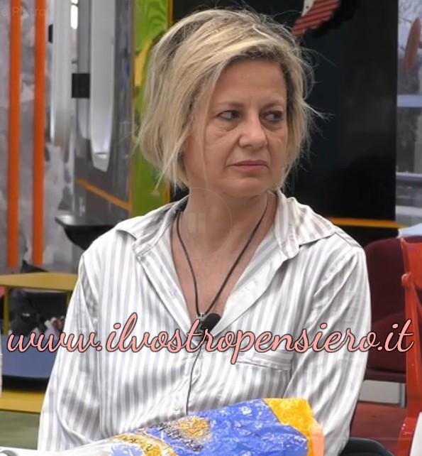 Gfvip: Antonella Elia avvisa gli altri che ha deciso di lasciare Pietro,guarda il video.