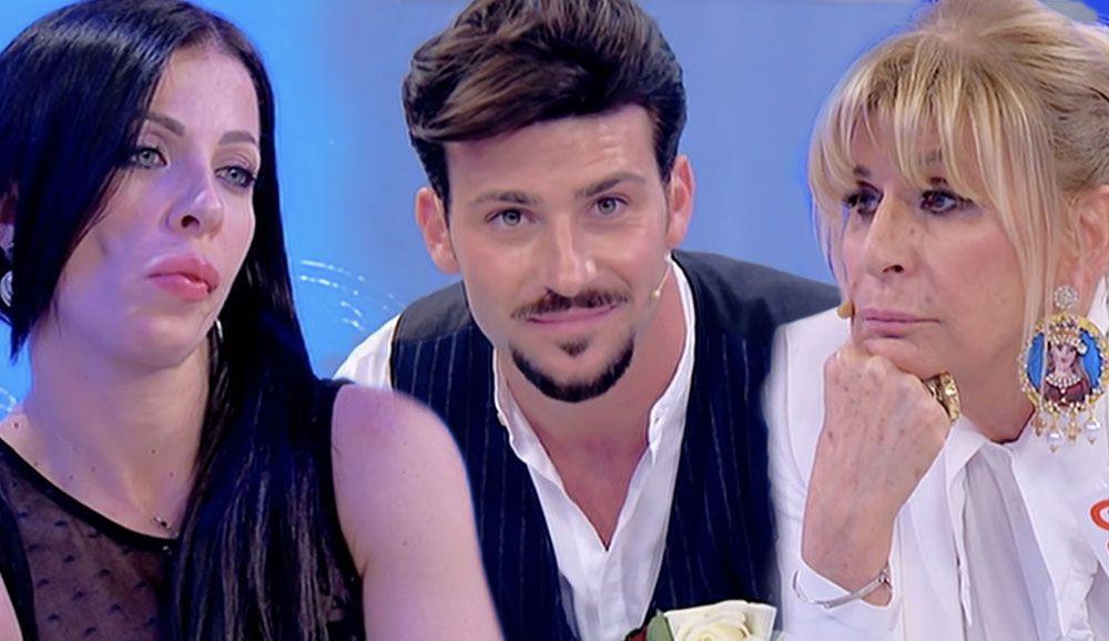 """Uomini e donne: Sirius """" Valentina non ti darò mai il mio numero"""""""