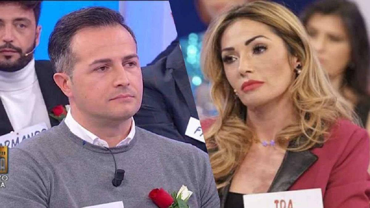 Uomini e Donne: Ida Platano e Riccardo Guarnieri si sono lasciati, non lo dico solo io.