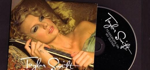 Invisible Lyrics - Taylor Swift