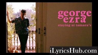 The Beautiful Dream Lyrics - George Ezra