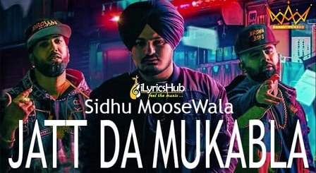Jatt Da Muqabala Lyrics - Sidhu Moosewala, Snappy