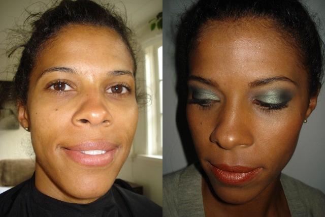 beoordeling interraciale donkere huid