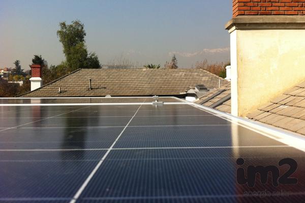 Instalación fotovoltaica en Chile - 02