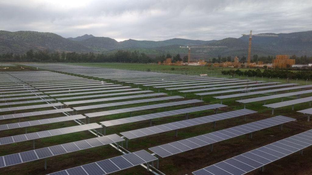 Parques solares San Francisco y La Quinta de 7,2 MW (Chile)