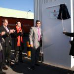 Inauguración parque solar - Griñon 02