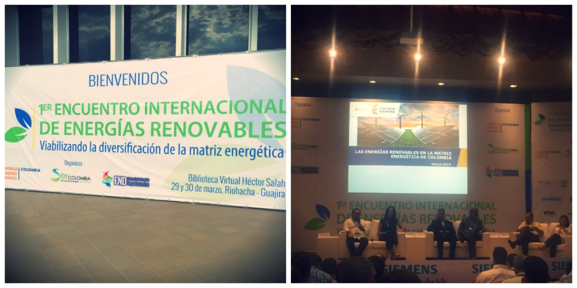 congreso energias renovables colombia