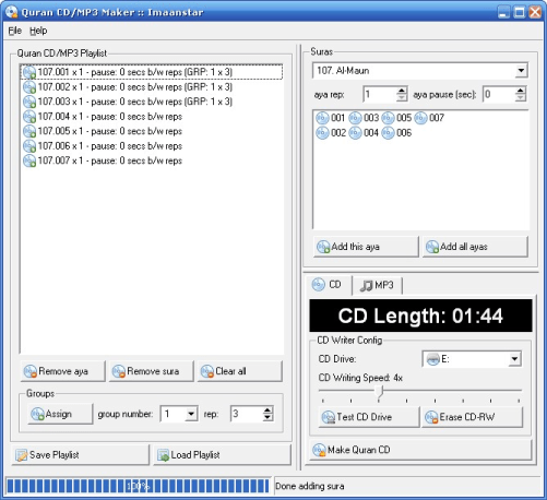 mp3 cd maker