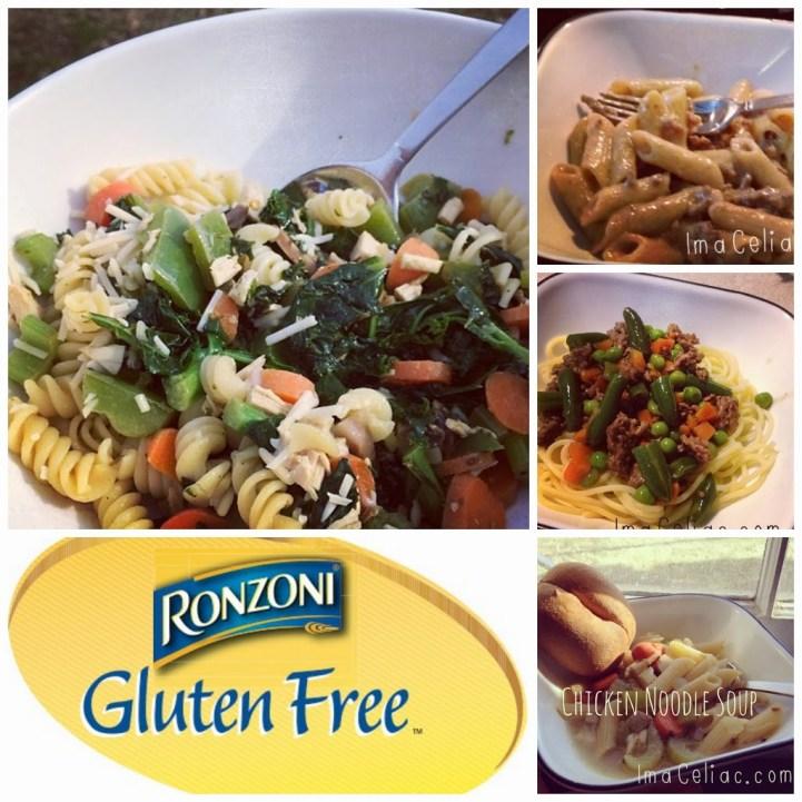 Ronzoni Gluten Free Pasta Spotlight #recipe #giveaway