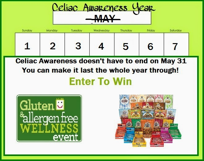 Bakery on Main Giveaway with GFAF Wellness Events