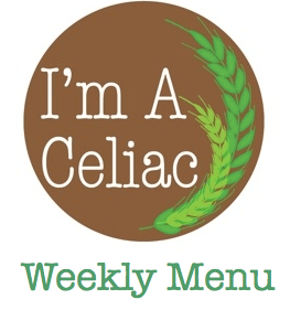 Weekly Menu July 1, 2013