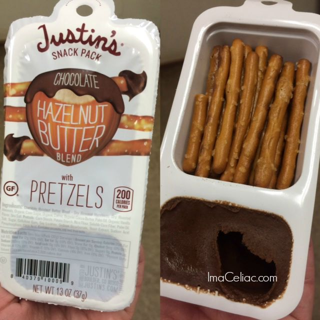 New Product Find – Justin's Snack Pack