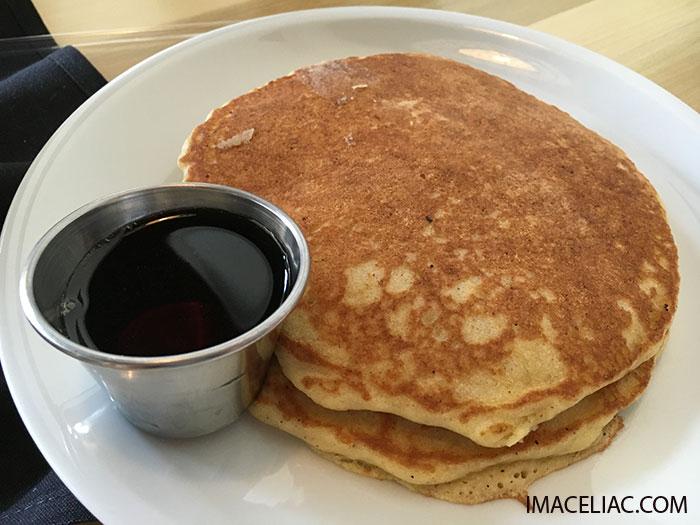 Fresh Levant Pancakes