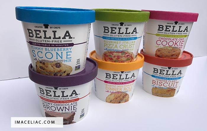 Bella Gluten-Free GFreefor6 Giveaway