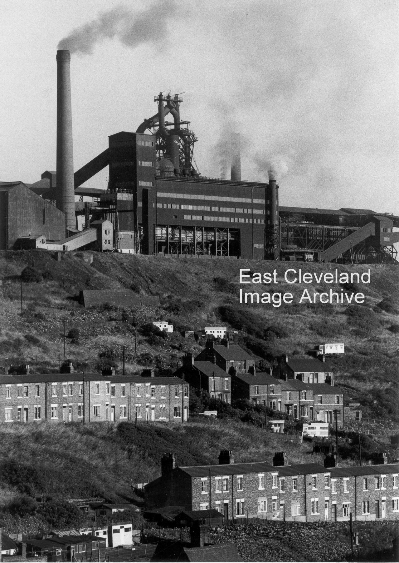 East Coast Diesel >> Skinningrove Iron and Steel Works Sinter Plant « East Cleveland Image Archive